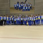 Groep trainende leden in Dronten - Foto: Aart Last