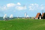 STG de Eendacht fietsen rond het IJsselmeer
