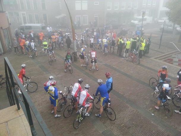 STG de Eendracht fietst voor 20e keer naar Emlichheim