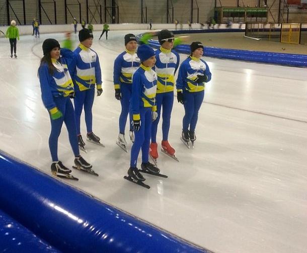Goede resultaten STG schaatsers bij schaatswedstrijden in Dronten