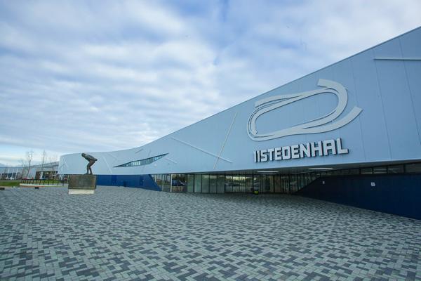 STG & volksijsbaan de Eendracht organiseren schaatsmiddag in Leeuwarden
