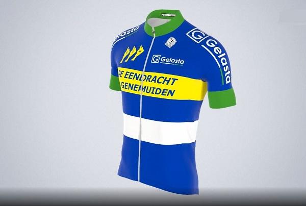 Nieuwe clubkledinglijn STG
